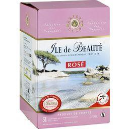 Ile de beauté, vin rosé