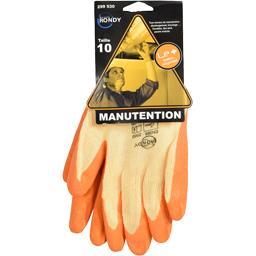 Gants manutention Taille 10