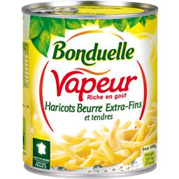 Vapeur - Haricots beurre extra-fins