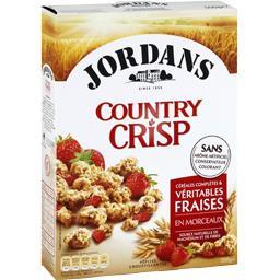 Country  Crisp - Céréales complètes & véritables fra...