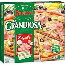 Buitoni Buitoni LA GRANDIOSA Pizza Royale la boite de 570G
