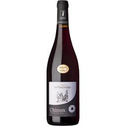 Chinon vieilles vignes, vin rouge