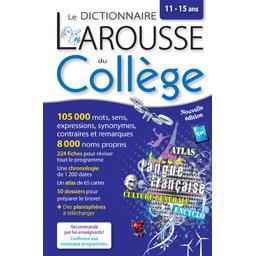 Dictionnaire du collège - 11/15 ans