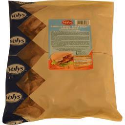 Lamelles kebab