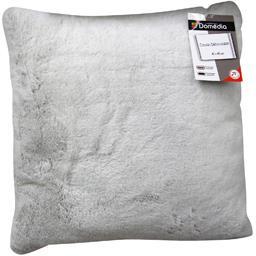 Coussin déhoussable 45x45 cm gris