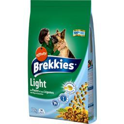 Aliment complet pour chiens adultes, Light