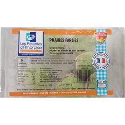 Les Recettes d'Ambroise Praires farcies la barquette de 6 - 45 g