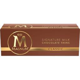 Magnum Disques en chocolat au lait Classic la boite de 180 g
