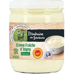 Crème fraîche d'Isigny épaisse AOP
