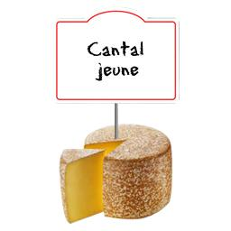 Cantal JEUNE AOP 26% de MG