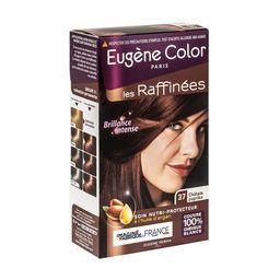 Les Raffinés, Coloration permanente cheveux châtain ...