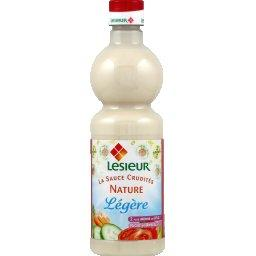 Sauce crudités nature légère