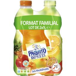 100% pur jus multifruits