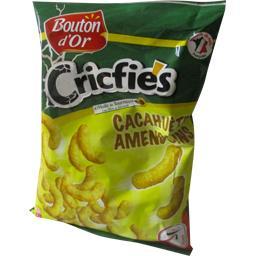 Biscuits apéritifs Criftie's cacahuète