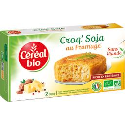 Céréal Bio Céréal Bio Croq'soja fromage BIO la boite de 2 - 200 g