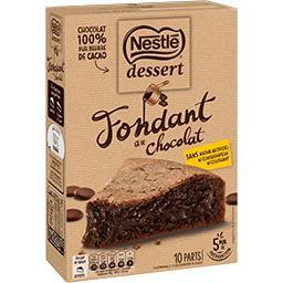 Nestlé Nestlé Chocolat Dessert - PréparationFondant au chocolat la boite de 317 g