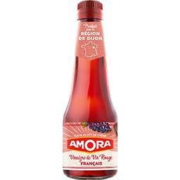 Amora Amora Vinaigre de vin rouge français la bouteille de 250ml