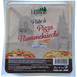 Pâte à pizza Flammeküeche