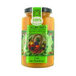 5 agrumes cuit au chaudron