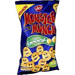 Monster Munch - Petits monstres salés goût emmental