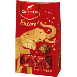 Encore! - Chocolat au lait fourré noisettes