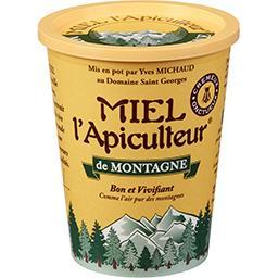 MIEL l'Apiculteur Miel l'Apiculteur Miel de montagne le pot de 500 g