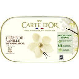 Carte d'Or Carte d'Or Glace crème de vanille Le bac de 900ml