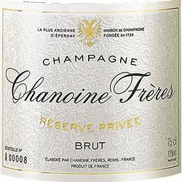 Champagne Chanoine Réserve Privée Brut