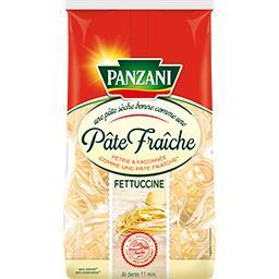 Panzani Panzani Pâte Fraîche - Fettuccine le sachet de 400 g