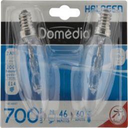 Domédia Ampoule flam halo 46W E14 l'ampoule