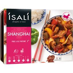 Porc & riz parfumé Shanghai