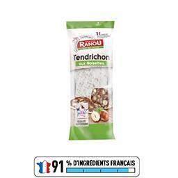 Saucisson Tendrichon aux noisettes