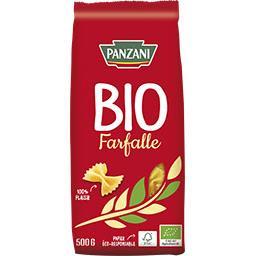 Panzani Panzani Pâtes Farfalle BIO le paquet de 500 g