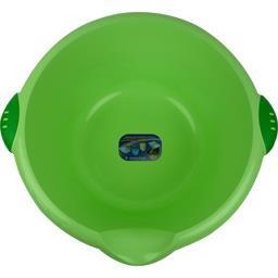 Cuvette ronde 10l coloris vert anis