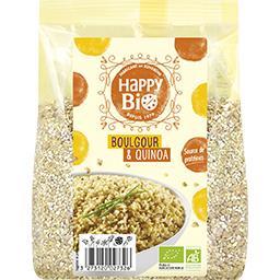Boulgour & quinoa BIO