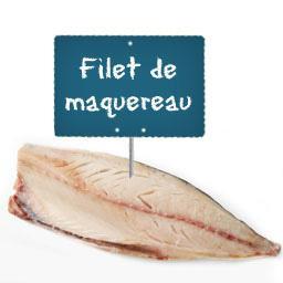 Filet de MAQUEREAU