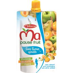 Ma Pause Fruit - Spécialité pomme mirabelle poire sa...