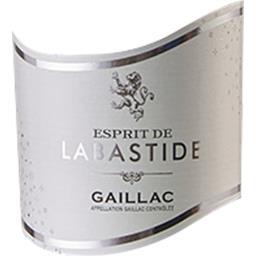 Vin gaillac Labastide sec perlé