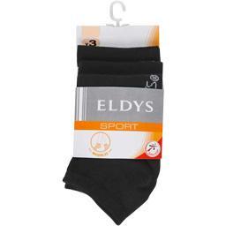 Chaussettes invisibles sport jersey unies noir enfan...
