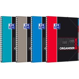 Oxford Organiser book a4