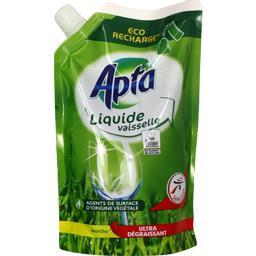 Liquide vaisselle ultra dégraissant menthe