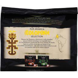 Dosettes de café Colombie pur arabica