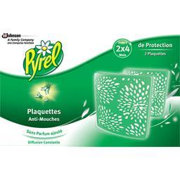 Plaquettes anti-mouches sans parfum ajouté