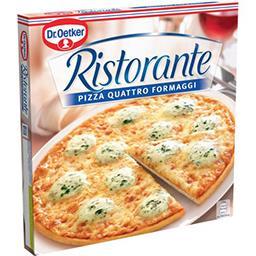 Dr. Oetker Dr. Oetker Ristorante - Pizza Quattro Formaggi la boite de 340 g