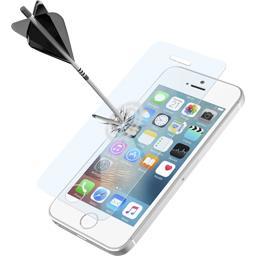 Protection d'écran en verre trempé pour iPhone 5SE/5S/5C