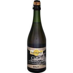 Cidre bouché de Bretagne brut