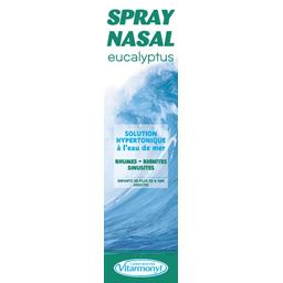 Spray nasal eucalyptus solution hypertonique à l'eau...