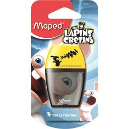 Maped Taille-crayons 1 trou The Lapins Crétins le taille-crayons
