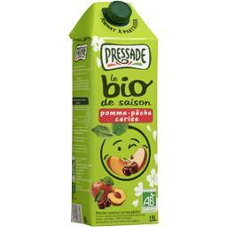 Pressade Le Bio - Jus Fruits de Saison orange-banane