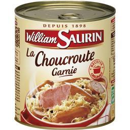 La Choucroute garnie